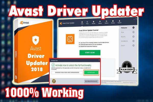 key-avast-driver-updater
